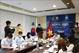 在韩国的越南大学生推动科学研究活动