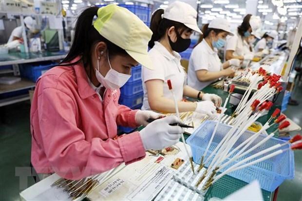 印度媒体:越南正崛起成为地区的经济强国