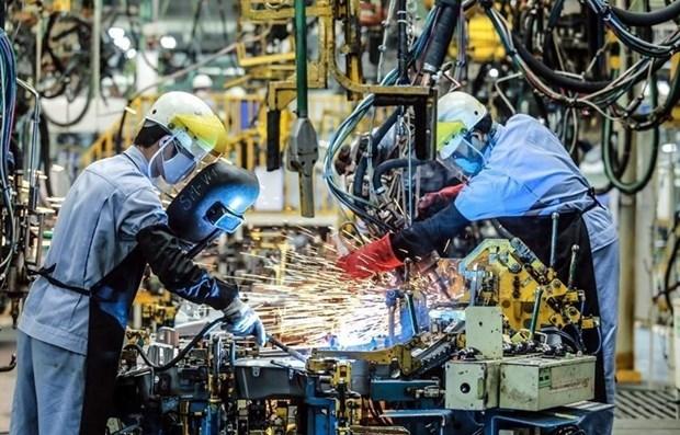 2021年前7月平福省工业生产指数增长15.63%