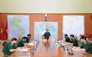 总参谋部部署2021年8月份工作任务