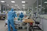 胡志明市紧急启用四个新冠患者重症监护中心