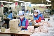 越南取代孟加拉国成为世界第二大纺织品服装出口国