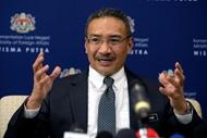 马来西亚重申东海必须是和平、稳定的海域