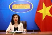 越南要求中国不使东海局势复杂化