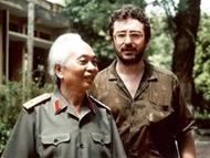 外国记者记忆中的武元甲大将