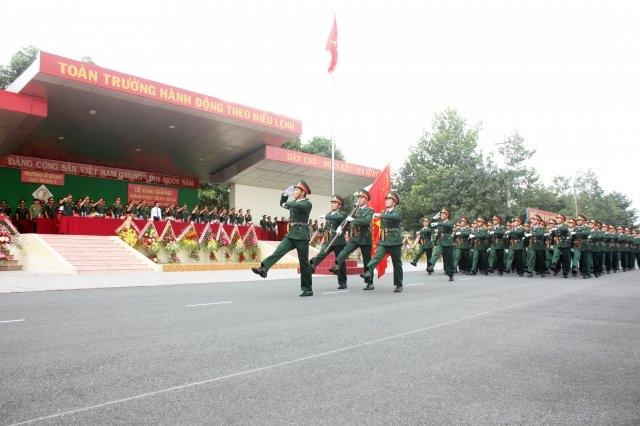 二号陆军军官学校 辉煌历程60周年