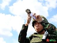 越南人民军子午线参赛队夺得铜牌