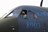 """支援疫区的""""翅膀""""  为人民生命健康保驾护航"""