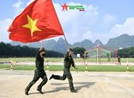 越南狙击手在国际军事比赛中的烙印