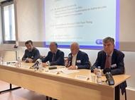 越南-欧盟自由贸易前景展望座谈会在法国举行