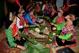 佬族同胞的新稻米节
