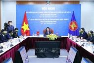 东盟承诺加强合作 打击跨国犯罪