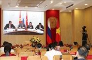 庆和省与俄罗斯圣彼得堡促进旅游和医疗卫生领域的合作