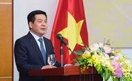 越南工贸部长阮鸿延向中国人民致以国庆问候