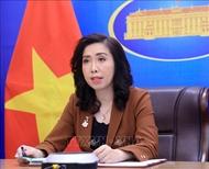 外交部发言人:海上所有活动都必须遵守UNCLOS 1982