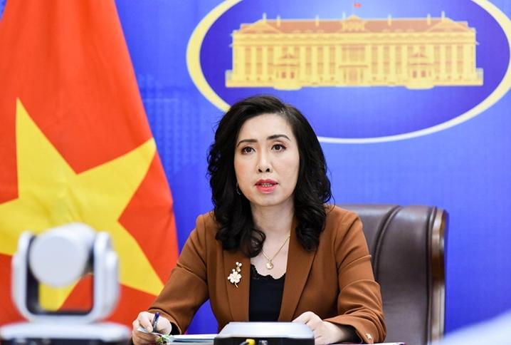 越南政府领导对在越南各国疫苗护照承认和使用标准表示赞同
