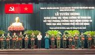 胡志明市对支援该市新冠肺炎疫情防控工作的人员给予表彰