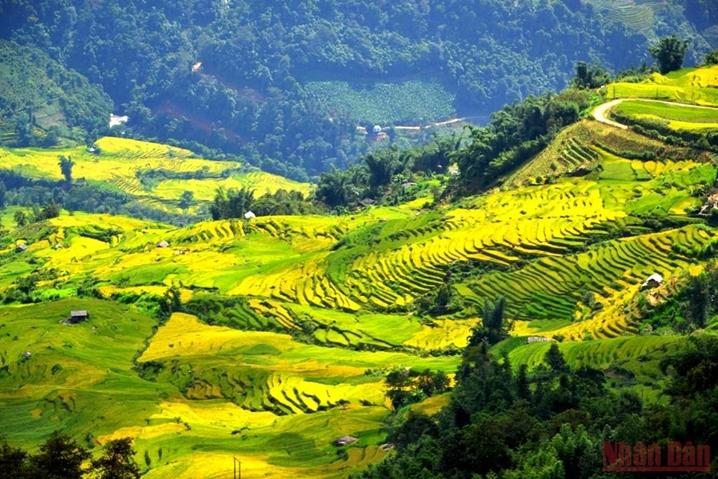 越南海拔最高的村庄