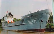 HQ-671号舰为何成为关于海上胡志明小道的国宝