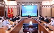 胡志明市同法国里昂市加强建筑照明领域合作
