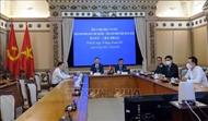 促进胡志明市与中国上海市之间的合作