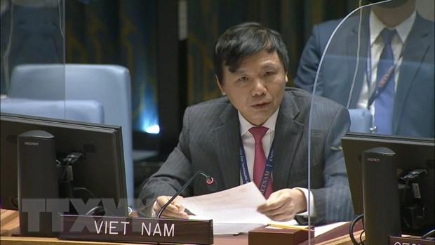 越南呼吁巴以为恢复和平进程铺平道路