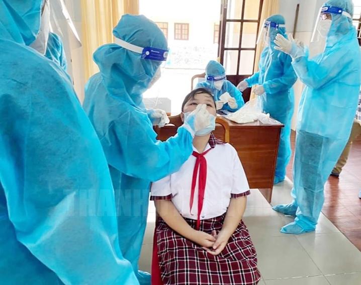 胡志明市发布10条标准 筑牢校园防疫安全线
