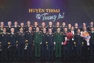 军队广播电视中心举行纪念海上胡志明小道开辟60周年的艺术交流活动