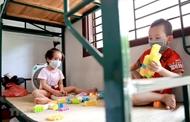 越南儿童保护基金会与受新冠疫情影响的儿童同行