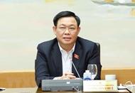 国会主席王廷惠:充分运用知识来起草《知识产权法》