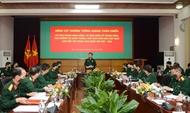 黄春战上视察越俄热带中心