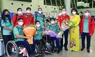 ກຽມຄວາມພ້ອມຮອບດ້ານໃຫ້ແກ່ Paralympic Tokyo 2020