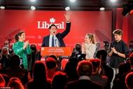 ໂທລະເລກອວຍພອນທ່ານ Justin Trudeau ນາຍົກລັດຖະມົນຕີການາດາ