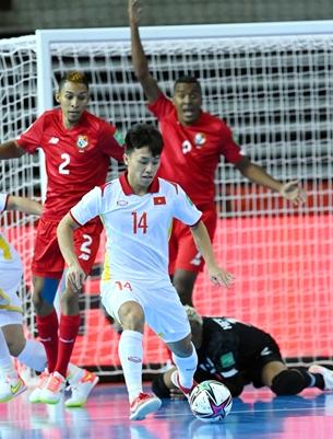 ນັກກິລາວັນຫຽວ ຍິງປະຕູລູກງາມທີ່ສຸດທີ່ FIFA Futsal World Cup 2021