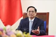 """លោកនាយករដ្ឋមន្រ្តីវៀតណាម Pham Minh Chinh ថ្លែងមតិស្វាគមន៍វេទិកា """"សប្តាហ៍ថាមពលរុស្ស៊ី"""""""