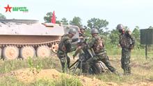 Pháo binh Việt Nam sẵn sàng chinh phục Army Games 2021