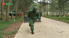 Hành trình từ Mỏ Chén đến Tân Cương của Bộ đội Phòng hóa