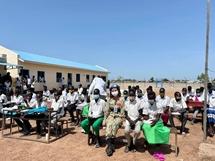 Dõi theo quê nhà từ Nam Sudan