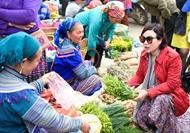 Unique fair in mountainous Bac Ha