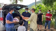 Vietnamese citizens affected by pandemic in Malaysia receive support