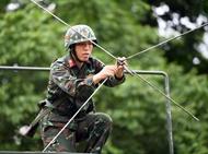 Signal team prepares for Army Games 2021