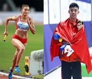 Runner Lan, swimmer Hoang to fly the flag for Vietnam at Tokyo Games