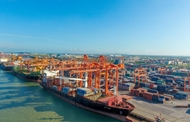 Over 425 million tons of cargo handled at seaports in seven months
