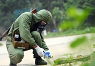 Vietnamese chemical troops ready to compete at 2021 Army Games