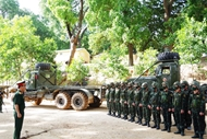 Vietnamese engineers determined to get high results at Army Games 2021
