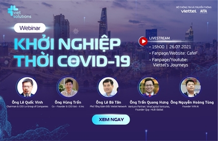 Viettel holds seminars to seek solutions to startup market