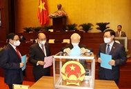 Legislature approves reappointment of four Deputy Prime Ministers