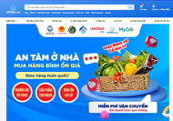 Viettel Post's e-commerce platform ready to help people buy necessities