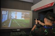 Viettel's Combat Firing Simulators draws participants