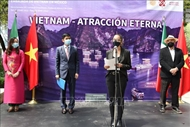 Photo exhibition shows off Vietnam's eternal attraction in Mexico